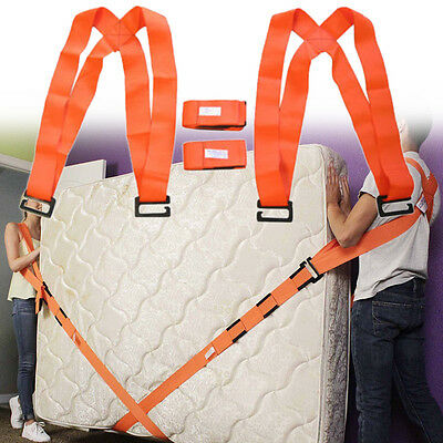 New Lifting Shoulder Straps Moving Carry Furniture