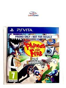 Phineas-amp-Ferb-Promo-Pal-Eur-Ps-Vita-Promo-Neuf-Scelle-Scelle-Produit-Nouveau