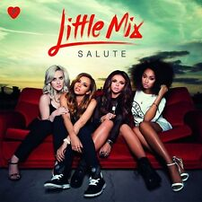 Salute - Little Mix (Album) [CD]