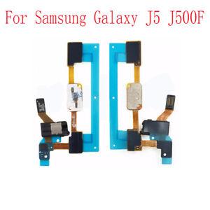 For-Samsung-Galaxy-J5-J500F-Audio-Headphone-Jack-Menu-Home-Button-Flex-Cable