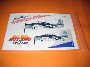 Diecast & Toy Vehicles Amd.48269 Accessories, Parts & Display Trend Mark F-4 F Wildcats/part 1 By Aeromaster Decals