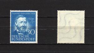 629-Germania-Repubblica-Federale-Philipp-Reis-telefono-1952-Nuovo