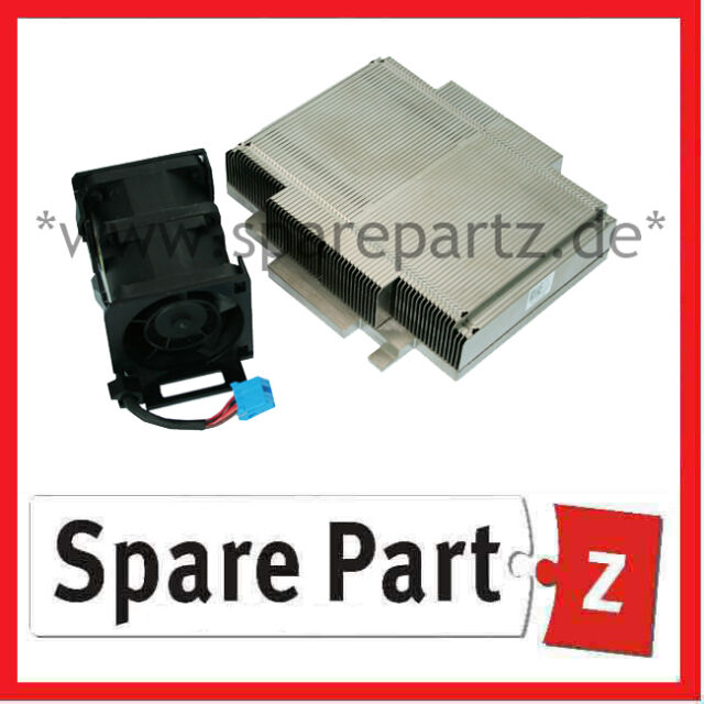 Dell Upgrade Kit POWEREDGE R610 Dimension Heat Sink Extractor Fan Gy134  Tr995