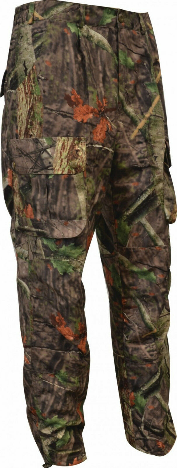 Tree Deep Rexmoor Trousers 100% Waterproof Breathable Outdoor Hunting   Fishing