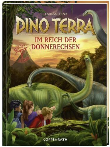 1 von 1 - Coppenrath 60476 Dino Terra (Bd.2) - Im Reich der Donnerechsen