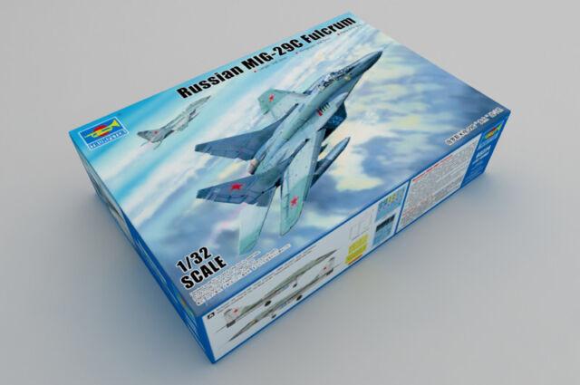 Trumpeter 1/32 Russian MiG-29C Fulcrum # 03224