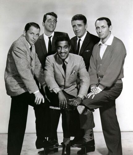 THE RAT PACK 8X10 GLOSSY PHOTO PICTURE