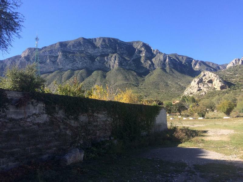 Excelente terreno en La Huasteca