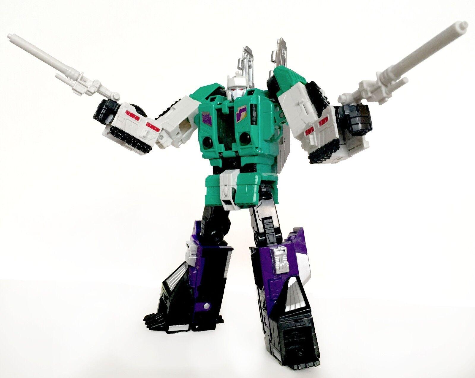 Transformers Hasbro Titan Returns Leader class Sixshot