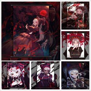 Overlord Shalltear Bloodfallen HD Print Canvas Wall Poster Scroll Room Decor