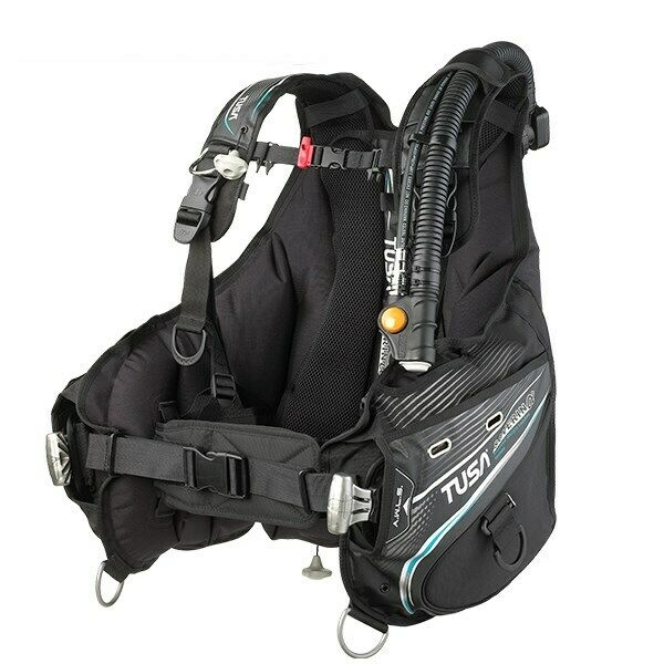 Tusa Soverin A Scuba Diving BC Dive BCD with Advanced Weight Loading System