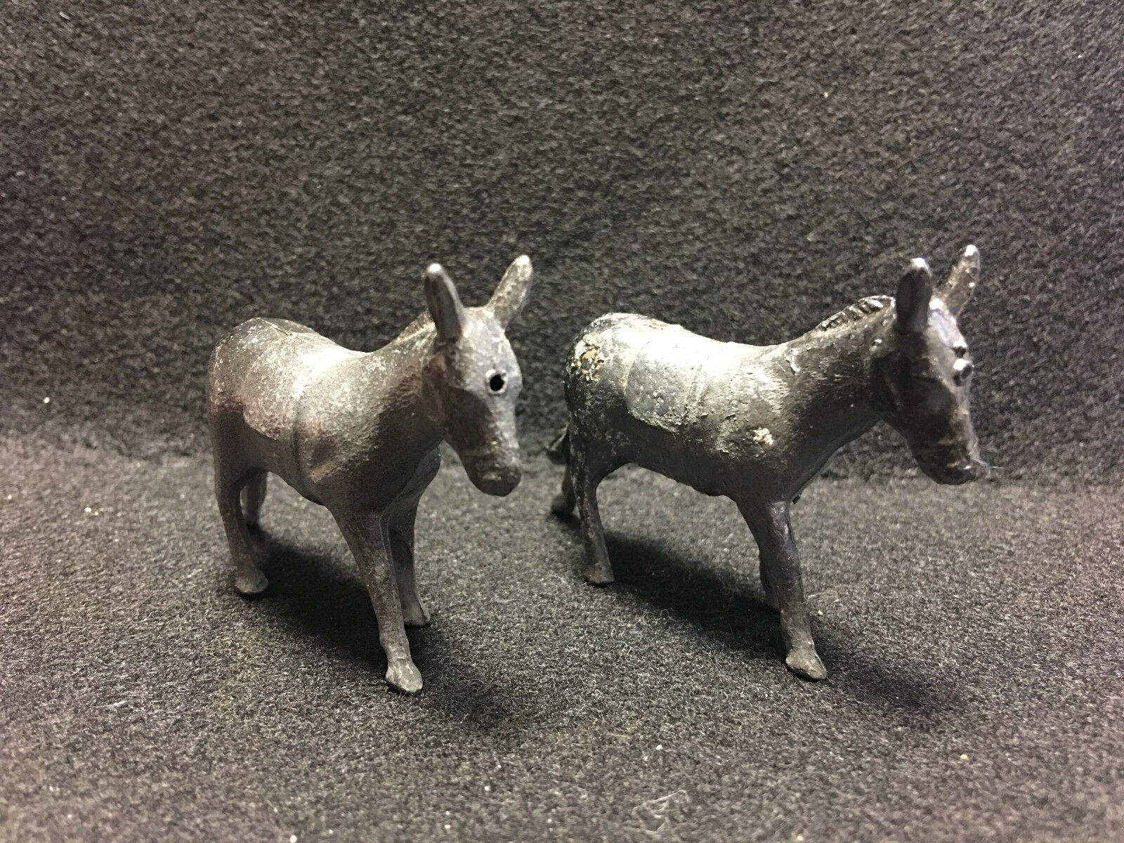 Lot of 2 Donkey Ass Lead Made in USA
