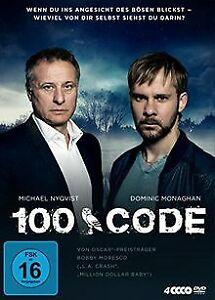 100-Code-4-DVDs-von-Moresco-Bobby-DVD-Zustand-gut