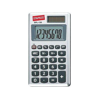 Staples Better Binder Calculator 150007