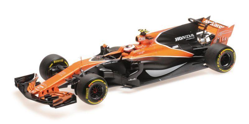 McLaren Honda Mcl32 Stoffel Vandoorne Australian Gp 2017 F1 Formula 1 1:18 Model