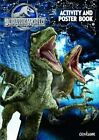 Jurassic World Activity and Poster Book by Centum Books (Paperback, 2016)