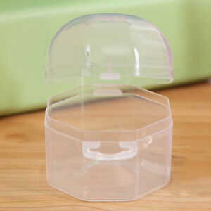 Style Portable Clear Baby Infant Pacifier Nipple Cradle Cover Holder Storage/2