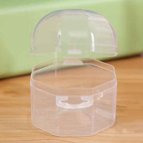 Style Portable Clear Baby Infant Pacifier Nipple Cradle Cover Holder Storage//2