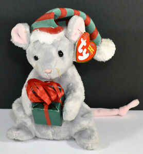 """TY Beanie Babies """"Tiny Tim"""" TY STORE EXCLUSIVE - Date of Birth December 25, 2004"""