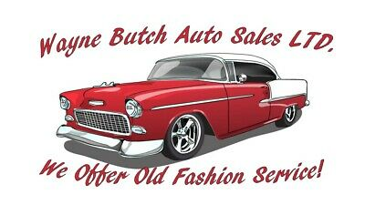 Wayne Butch Auto Sales