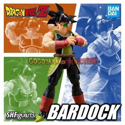 Bandai Spirits S.H.Figuarts Bardock Dragonball Z