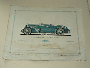 Planche-l-039-Auto-carrosserie-PANHARD-6DS2-Rene-Villemer-prospectus-brochure