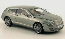 great modelcar BENTLEY Continental Flying Star Touring 2010 -greymetallic- 1/43