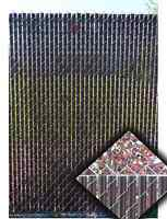 Brown Privacy Fence Slats: For 4 Foot Chain Link Fence (chain Link Fence Slats)