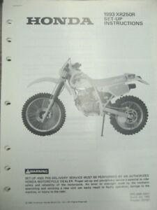 image is loading 93-honda-xr250r-set-up-instructions-wiring-diagram