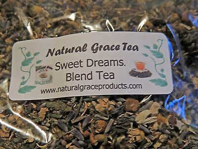 Sweet Dreams Herbal Tea  - Relax with a Wonderful Relaxing Blend of Teas & Herbs