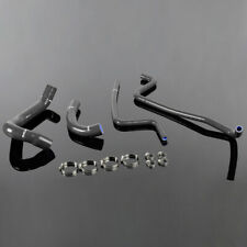 HPS 57-1221H-BLK Black Silicone Heater Hose Kit for Jeep Wrangler TJ