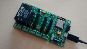 Details about Wifi Esp8266 Four Solid State Relay SSR Board for Home  Automation and IoT