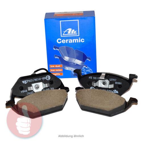 ATE Ceramic Bremsbeläge für vorne Opel Astra G Zafira A