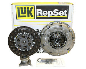 Details about New! Volvo S60 LuK Clutch Kit 6243639330 30783258