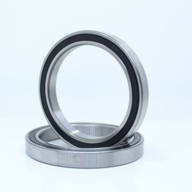 6810-2RS Slim//Thin Section Ball Bearing 50x65x7 Metric Sealed 6810RS 50mm Bore