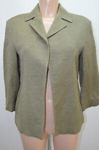 38 Detalles Blazer Jacket Chaqueta Zara En Vert Veste M Lin De VMUzpqS