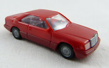 Mercedes 300 CE Coupe rot Wiking 14313 1:87 H0 in OVP [WK]
