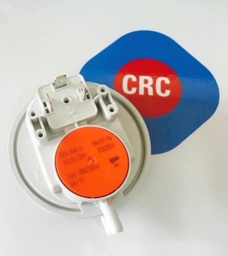 PRESSOSTATO DIFFERENZIALE RICAMBIO CALDAIE ORIGINALE RIELLO CODICE:CRC4365637