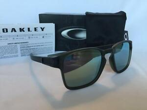 Oakley Latch Squared >> Details About Oakley Latch Square Sq Sunglasses Retro Matte Olive Ink Emerald Iridium 9353 08