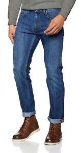Lee Zipper Narrow Normal Jeans Hommes Fit Daren Cut rrZ41gq