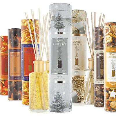 BARGAIN Ashleigh & Burwood Christmas Reed Oil Stick Diffuser