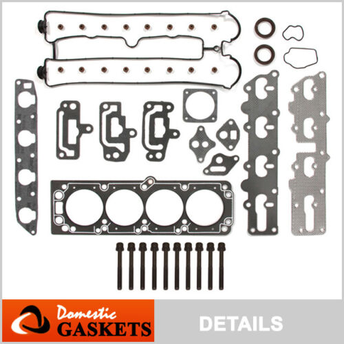98-03 Isuzu Daewoo 2.2L ////// 04-08 Suzuki 2.0L Head Gasket Set+Bolts A20DMS X22SE