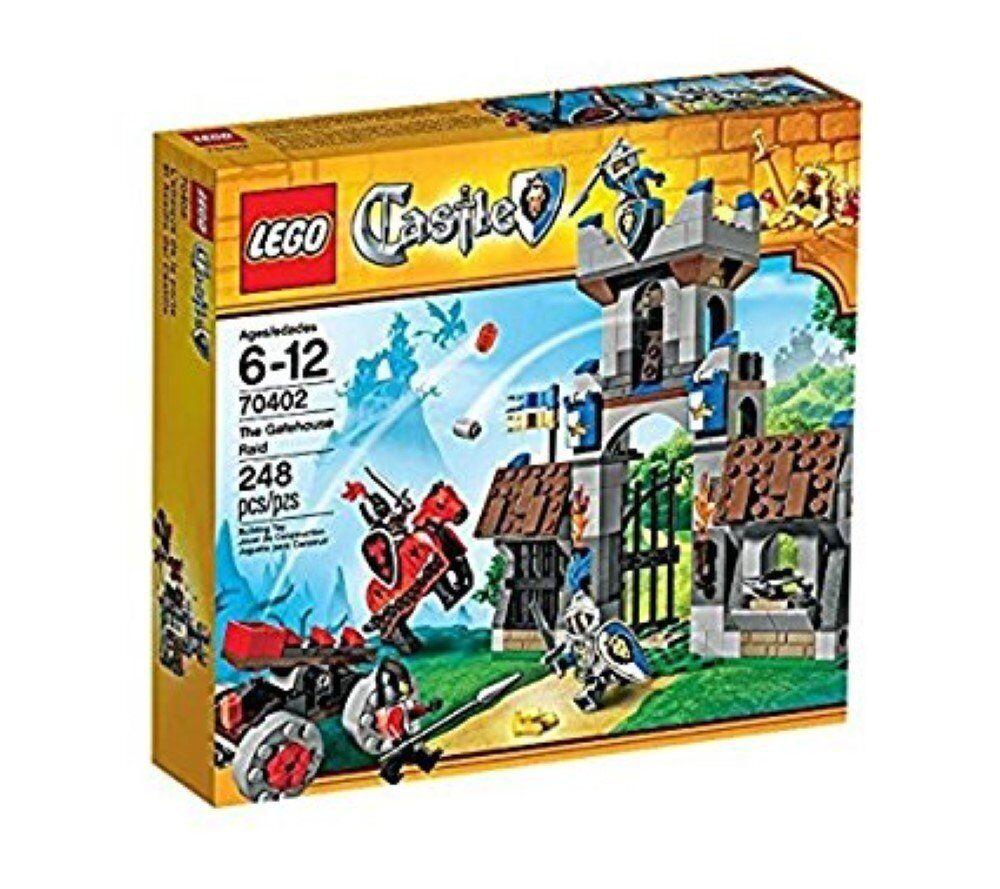 vendita online LEGO Castle - 70402 - - - L' attaque de la Porte du Château  acquista online oggi