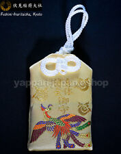 Japan Good Health Amulet Inari Shrine Omamori for Good health Fushimi Kyoto