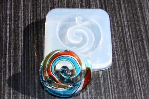 Free USA shipp Clear silicone pendants Molds pendants 50mmX45mm Handmade item