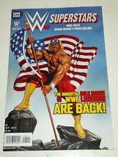 WWE SUPERSTARS #9 SUPER GENIUS COMICS
