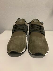 Details about New Balance® 247 Luxe Sport sneakers Suede Military Olive 9.5 MRL247RG