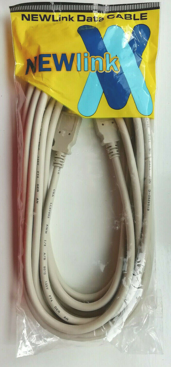 New Link Data Cable 16ft