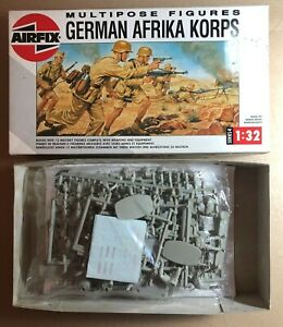 Airfix 04581 - German Afrika Korps - 1/32 Plastic Kit