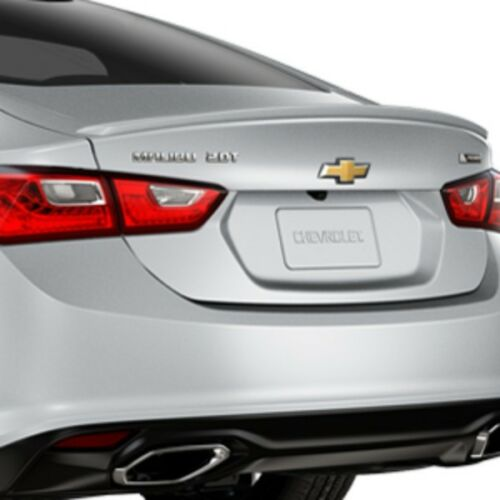 2016-2018 CHEVY MALIBU PRE-PAINTED ANY COLOR Factory Style Lip Spoiler New
